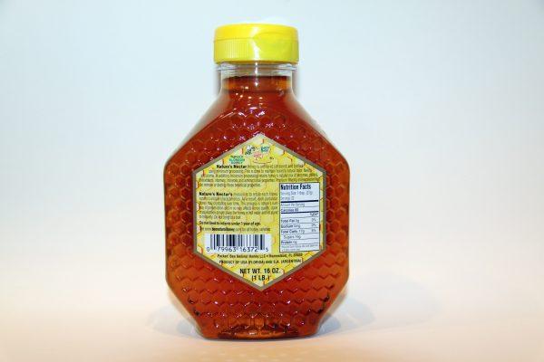 Tupelo Honey 16 oz. Bee Natural Honey, BeeNaturalHoney.com