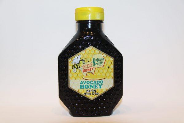 Avocado Honey 16 oz. Bee Natural Honey