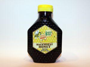 Buckwheat Honey (by bottle or case)