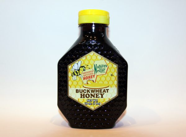 Buckwheat Honey, Bee Natural Honey