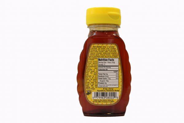 Bee Natural Honey Wildflower 8 oz