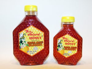 Orange Blossom Honey (by bottle or case)