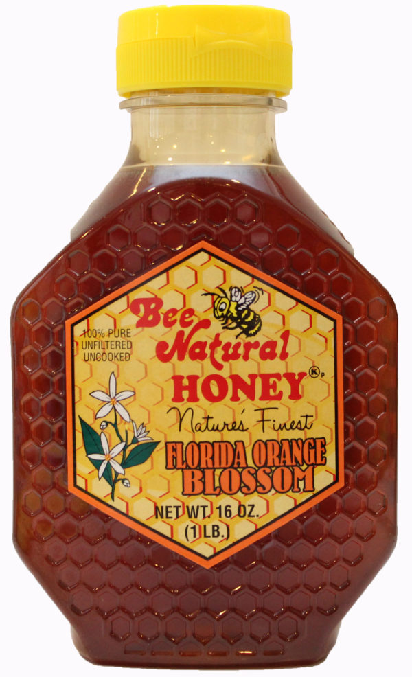 Orange Blossom honey 16 Oz.