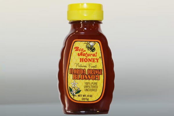 Orange Blossom honey 8 Oz.