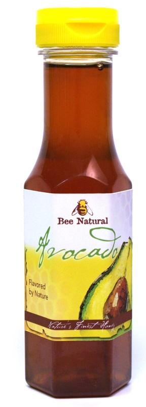 Bottle of Avocado Honey 12oz 1