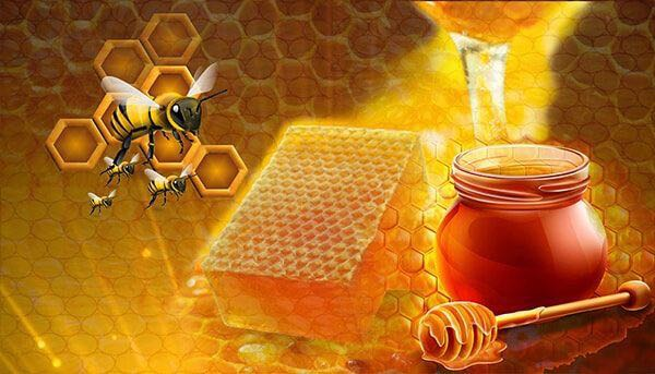 Bee Natural Honey
