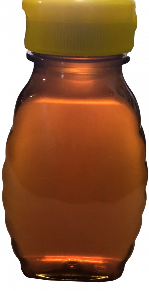 Bottle of Alfalfa Honey 8oz 1
