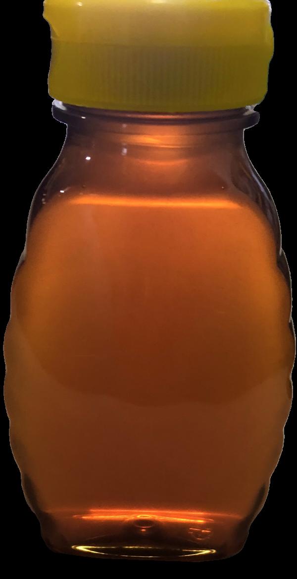 Bottle of Organic Brazilian Honey 8oz 1