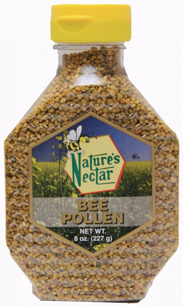 Bee Natural Honey - Bee Pollen