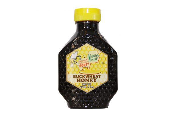 Bee Natural Honey Buckwheat Honey