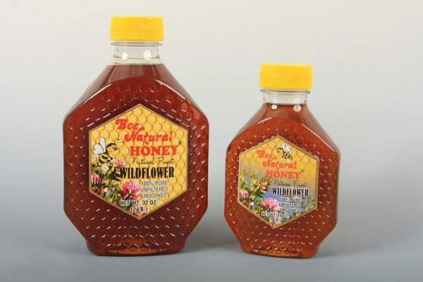 Bee Natural Honey - Wildflower Honey