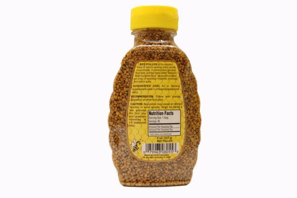 Case of 12 Bee Pollen 8oz bottles 1
