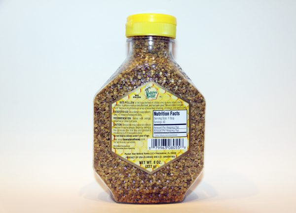 Bee Pollen (by bottle or case) 2