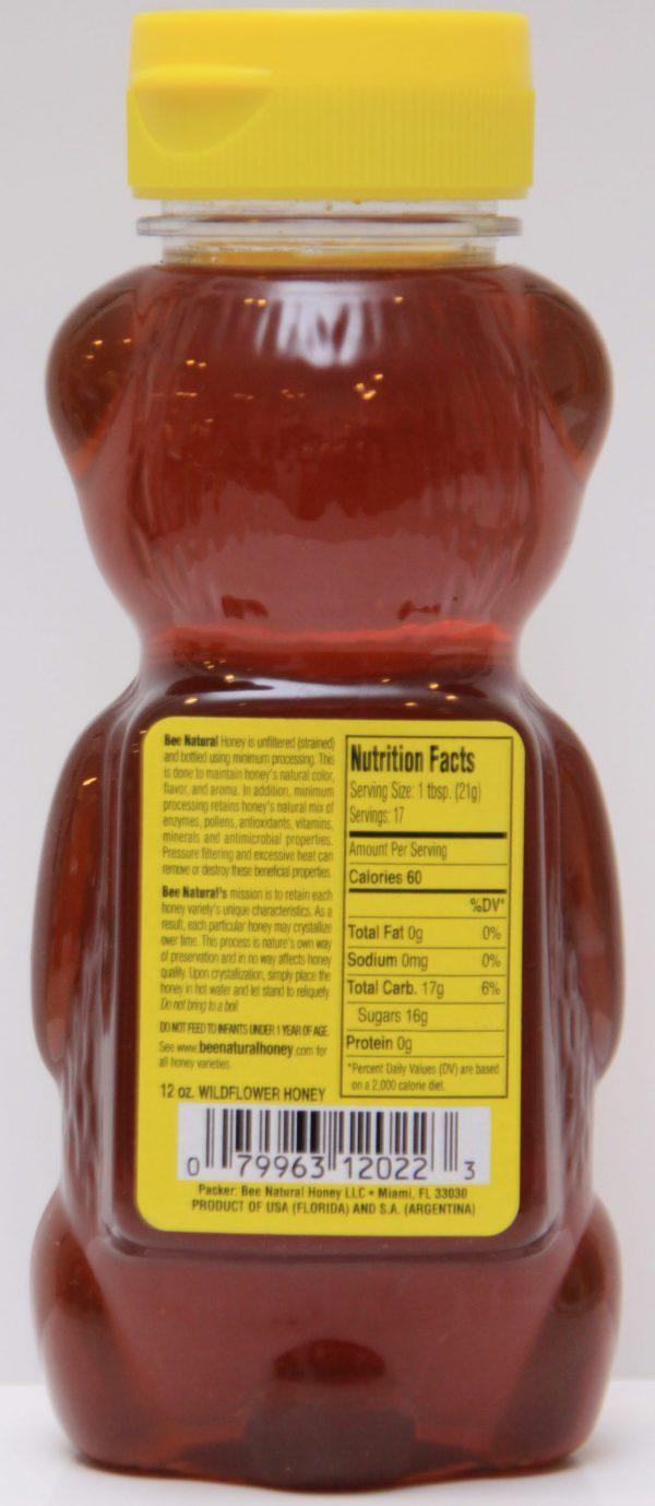 Case of 12 Orange Blossom Honey 12oz bottles 2