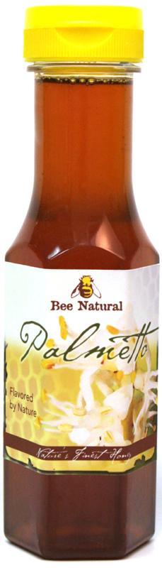 Bottle of Palmetto Honey 12oz 2
