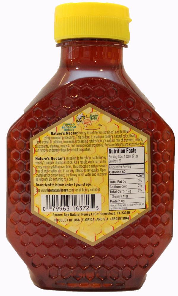 Bottle of Tupelo Honey 32oz 2