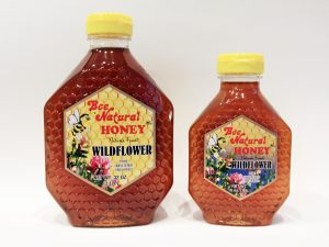Wildflower Honey (by bottle or case)