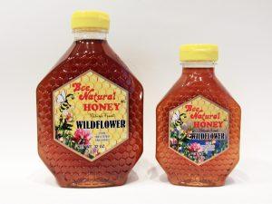 Wildflower Honey (by bottle or case)