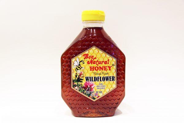 Wildflower Honey (by bottle or case) 3
