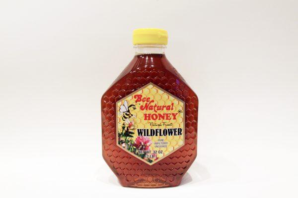 Wildflower Honey (by bottle or case) 5