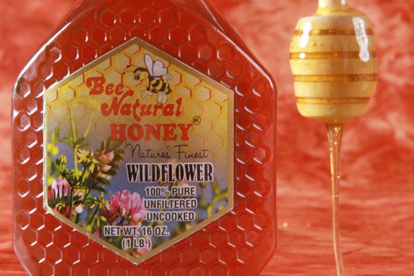 Bee Natural Honey Raw Honey (800) 736-8888