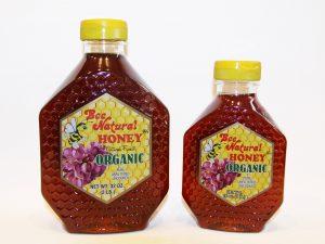 Organic Brazilian Honey (by bottle or case)